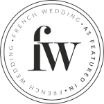 Recommandé par French Wedding Style